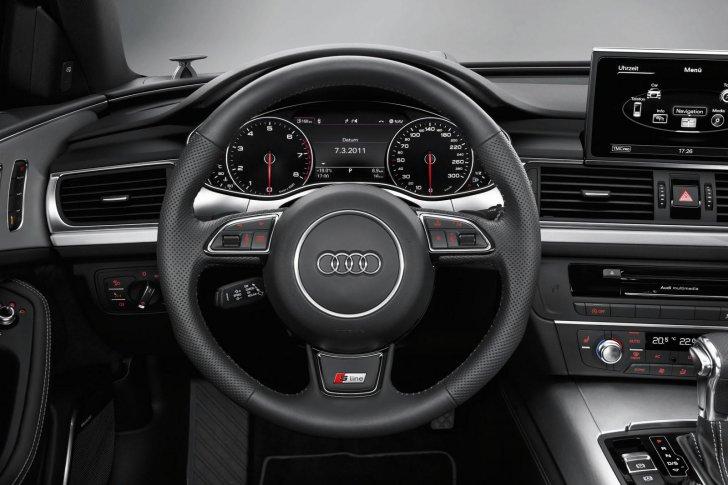 คุณกำลังดู: Audi A6 Avant ปี 2012