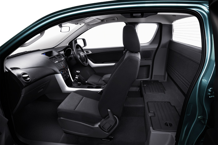 คุณกำลังดู: Mazda BT-50