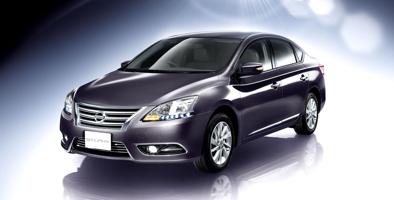 Nissan-Sylphy_1